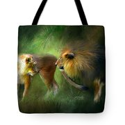 Wild Attraction Tote Bag