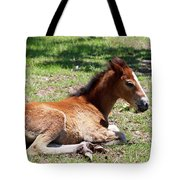 Wild Baby Tote Bag