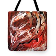Wild    Be Bright    Be Bold Series Tote Bag