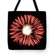 Wild Bergamot Tote Bag by Sally Sperry