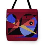 Wild Bird Tote Bag
