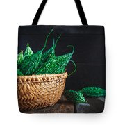 Wild Bittermelons Tote Bag