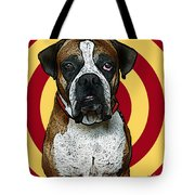 Wild Boxer 2 Tote Bag by Bibi Romer