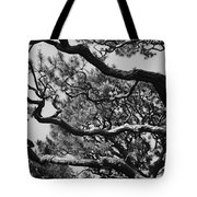 Wild Branches Tote Bag