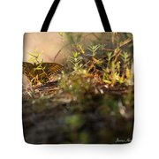 Wild Butterfly Tote Bag