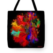 Wild Cards Tote Bag