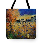 Wild Chicorees 56 Tote Bag