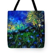Wild Chocoree Tote Bag