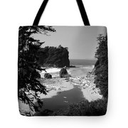 Wild Cove Tote Bag