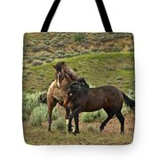 Wild Domination Tote Bag