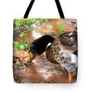 Wild Duck Mallard 1 Tote Bag