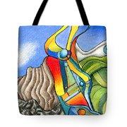 Wild Eye Tote Bag