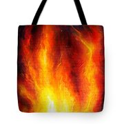 Wild Fire 04 Tote Bag