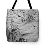 Wild Flora And Dunes Tote Bag