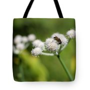 Wild Flower Bluff Lake Ca 3 Tote Bag