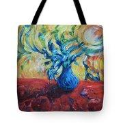 Wild Flower Tote Bag