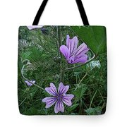 Wild Flowers 2 Tote Bag