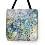 Wild Flowers #2 Tote Bag