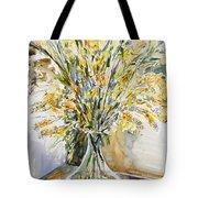 Wild Flowers #3 Tote Bag