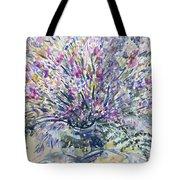 Wild Flowers #4 Tote Bag