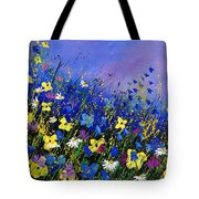 Wild Flowers 560908 Tote Bag