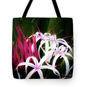 Wild Flowers In Hawaii Tote Bag
