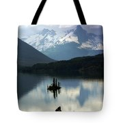 Wild Goose Island 2 Tote Bag by Marty Koch