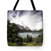 Wild Goose Island Glacier Park 4 Tote Bag