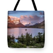 Wild Goose Island Morning 1 Tote Bag