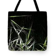 Wild Grass In The Sunlight Tote Bag