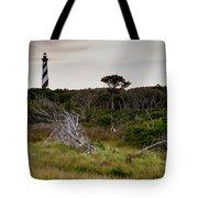 Wild Hatteras Tote Bag