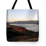 Wild Horse Lookout - Washington Tote Bag