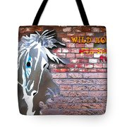 Wild Horses For Sale Tote Bag