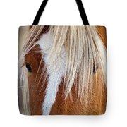 Wild Horses In Wyoming Tote Bag