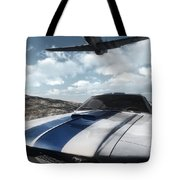 Wild Horses Tote Bag by Richard Rizzo