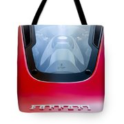 Wild Horses Under Glass Tote Bag