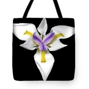 Wild Lily Tote Bag