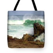 Wild Pacific Two Tote Bag
