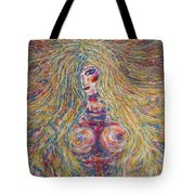 Wild Passion Tote Bag
