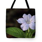 Wild Petunia Tote Bag