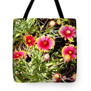 Wild Pink Beauty  Tote Bag