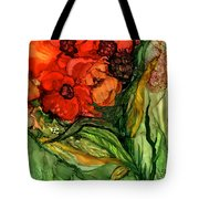 Wild Poppies - Organica Tote Bag