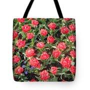 Passion Print Tote Bag