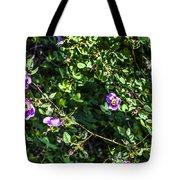 Wild Rose Habitat Tote Bag