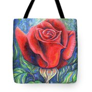 Wild Rose One Tote Bag