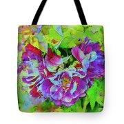 Wild Roses 3 Tote Bag