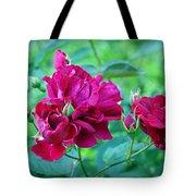 Wild Roses Tote Bag