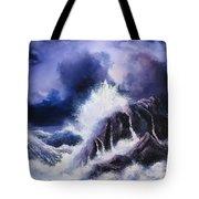 Wild Sea Tote Bag