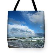Wild Sky Tote Bag