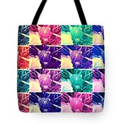 Wild Strawberry In Different Flavors Tote Bag